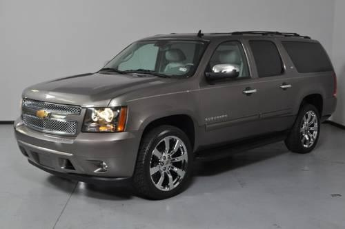 2012 chevrolet suburban suv lt 3 sunroof for sale in coppell texas classified. Black Bedroom Furniture Sets. Home Design Ideas