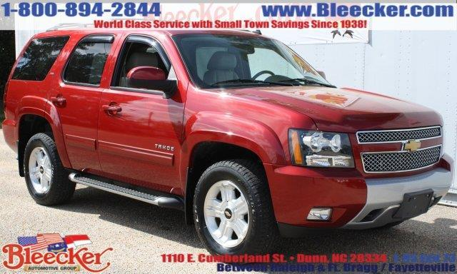 2012 chevrolet tahoe lt 4x4 lt 4dr suv for sale in dunn north carolina classified. Black Bedroom Furniture Sets. Home Design Ideas