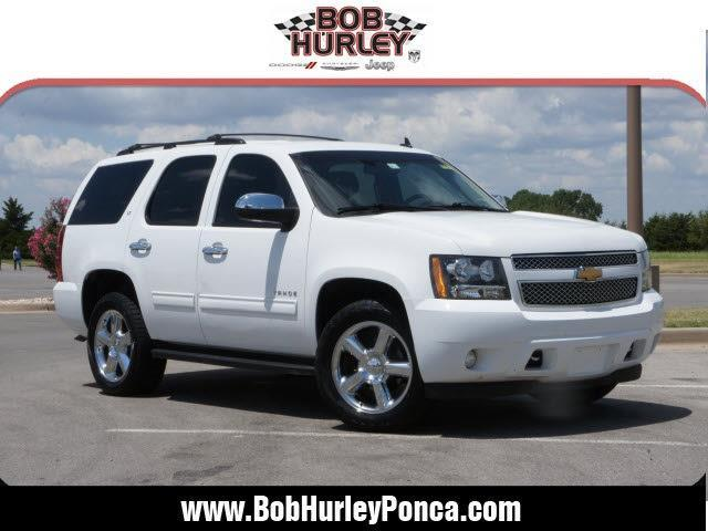 2012 chevrolet tahoe lt 4x4 lt 4dr suv for sale in ponca city oklahoma classified. Black Bedroom Furniture Sets. Home Design Ideas