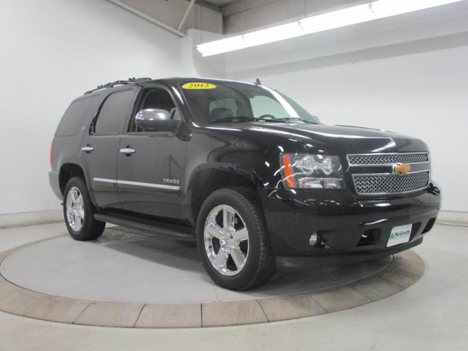 2012 chevrolet tahoe ltz 4x4 ltz 4dr suv for sale in dubuque iowa classified. Black Bedroom Furniture Sets. Home Design Ideas