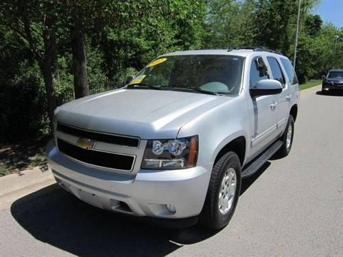 2012 Chevrolet Tahoe SUV 4WD 4dr 1500 LT SUV