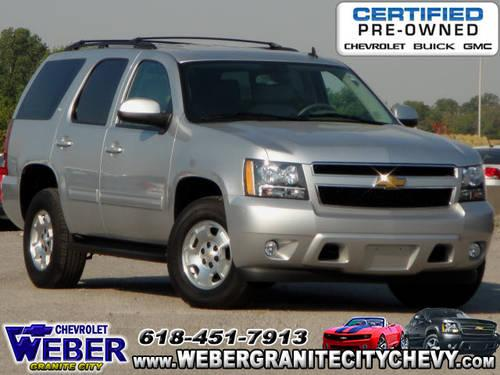 2012 chevrolet tahoe suv 4x4 lt for sale in granite city illinois classified. Black Bedroom Furniture Sets. Home Design Ideas