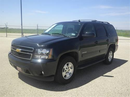 2012 chevrolet tahoe suv lt1 for sale in ransom canyon texas classified. Black Bedroom Furniture Sets. Home Design Ideas