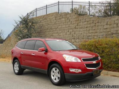 2012 chevrolet traverse for sale in columbia south carolina classified. Black Bedroom Furniture Sets. Home Design Ideas