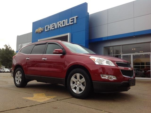 2012 chevrolet traverse awd lt 4dr suv w 1lt for sale in central city illinois classified. Black Bedroom Furniture Sets. Home Design Ideas