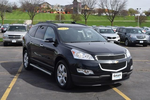 2012 chevrolet traverse awd lt 4dr suv w 1lt for sale in des moines iowa classified. Black Bedroom Furniture Sets. Home Design Ideas