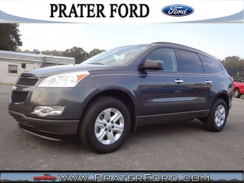 2012 chevrolet traverse crossover ls for sale in calhoun georgia classified. Black Bedroom Furniture Sets. Home Design Ideas