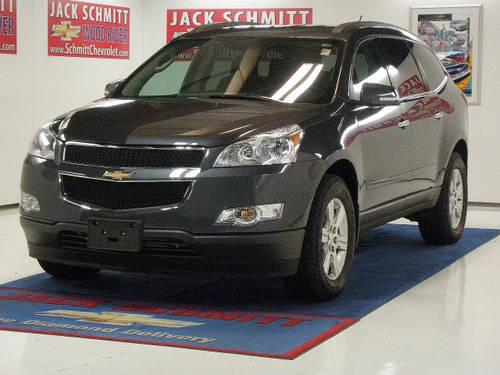 2012 chevrolet traverse crossover lt for sale in wood river illinois classified. Black Bedroom Furniture Sets. Home Design Ideas