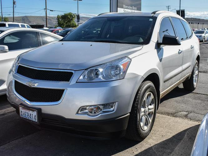 2012 chevrolet traverse ls awd ls 4dr suv for sale in east selah washington classified. Black Bedroom Furniture Sets. Home Design Ideas