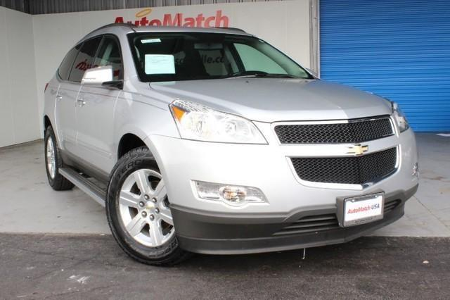 2012 chevrolet traverse lt w bluetooth aux input 3rd row seating for sale in jacksonville. Black Bedroom Furniture Sets. Home Design Ideas