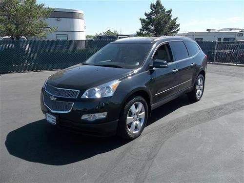 Used Cars Reno Nv >> 2012 Chevrolet Traverse LTZ Sport Utility 4D for Sale in
