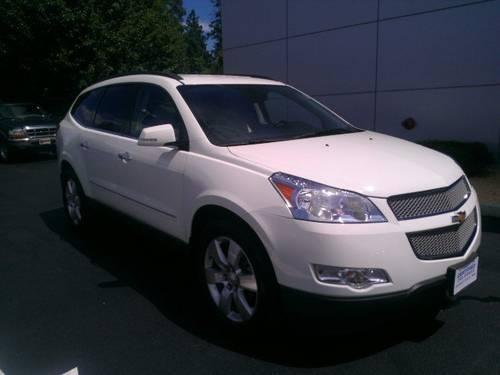 2012 chevrolet traverse sport utility ltz for sale in milford connecticut classified. Black Bedroom Furniture Sets. Home Design Ideas