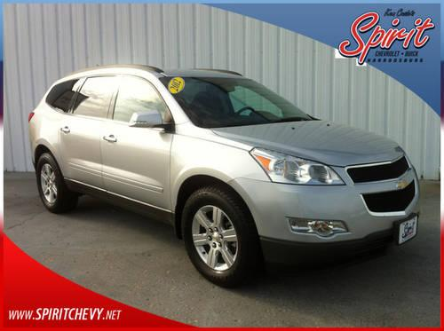 2012 chevrolet traverse suv for sale in calvary kentucky classified. Black Bedroom Furniture Sets. Home Design Ideas