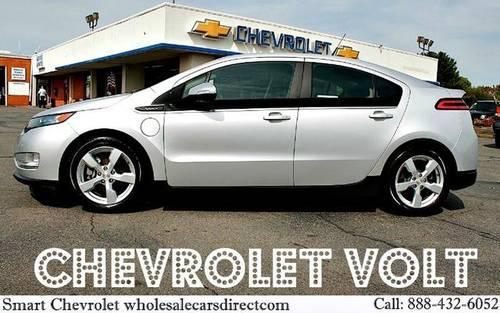 2012 chevrolet volt 4d hatchback for sale in guthrie north carolina classified. Black Bedroom Furniture Sets. Home Design Ideas