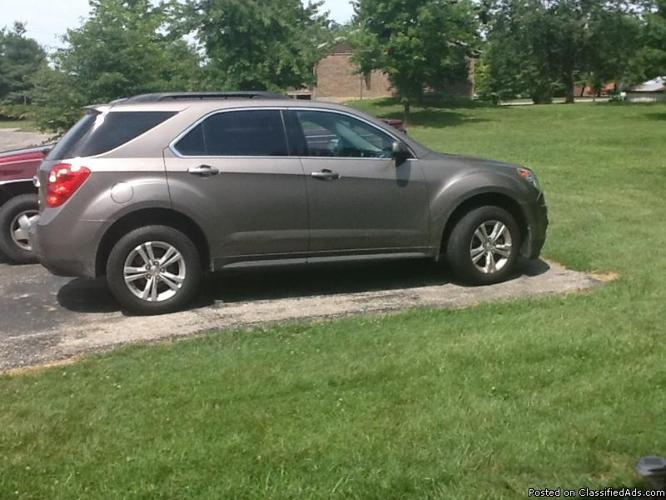 2012 chevy equinox great condition for sale in dillsboro indiana classified. Black Bedroom Furniture Sets. Home Design Ideas