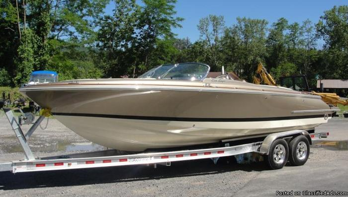 2012 Chris Craft Launch 25 for Sale in Assembly Point, New York Classified : AmericanListed.com
