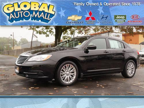 2012 chrysler 200 4 dr sedan lx for sale in muhlenberg new jersey classified. Black Bedroom Furniture Sets. Home Design Ideas