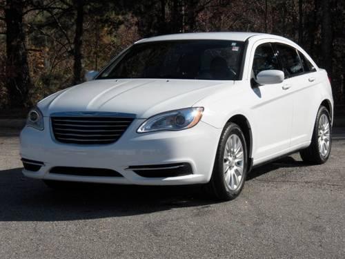 2012 chrysler 200 4dr car lx for sale in seneca south carolina classified. Black Bedroom Furniture Sets. Home Design Ideas