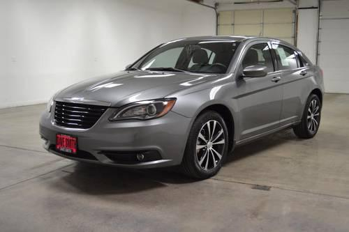 2012 chrysler 200 car s for sale in kellogg idaho classified. Black Bedroom Furniture Sets. Home Design Ideas