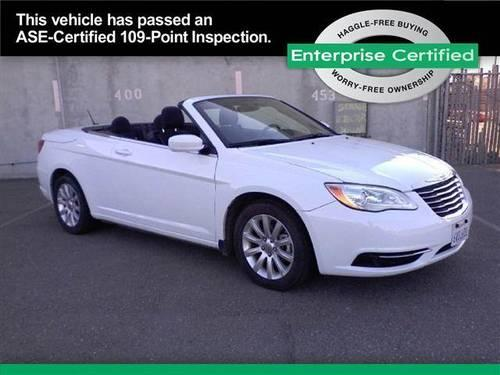2012 chrysler 200 convertible for sale in salinas california classified. Black Bedroom Furniture Sets. Home Design Ideas
