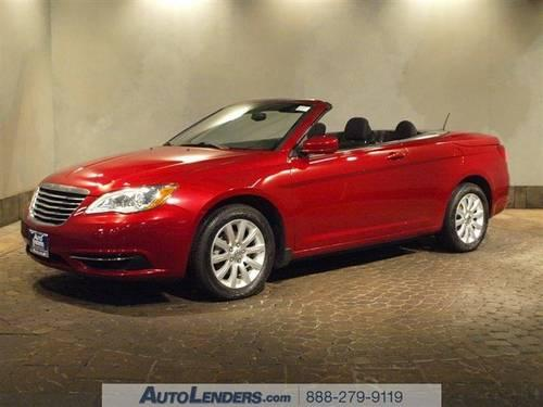 2012 chrysler 200 convertible touring for sale in dover township new jersey classified. Black Bedroom Furniture Sets. Home Design Ideas