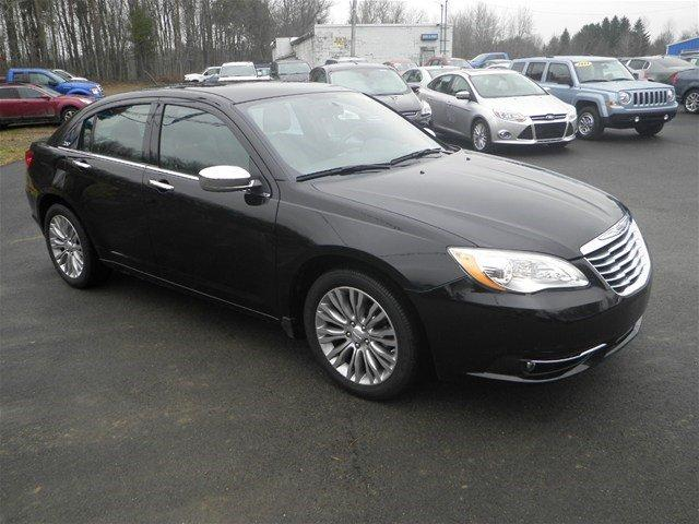 2012 chrysler 200 limited 4dr sedan for sale in corry pennsylvania classified. Black Bedroom Furniture Sets. Home Design Ideas