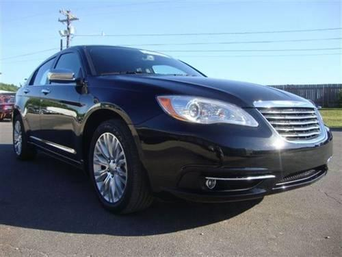 2012 Chrysler 200 Limited For Sale In Guthrie  North