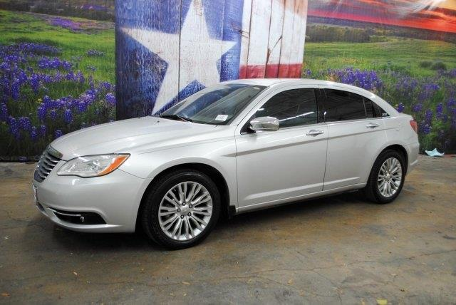 2012 Chrysler 200 Limited Limited 4dr Sedan For Sale In