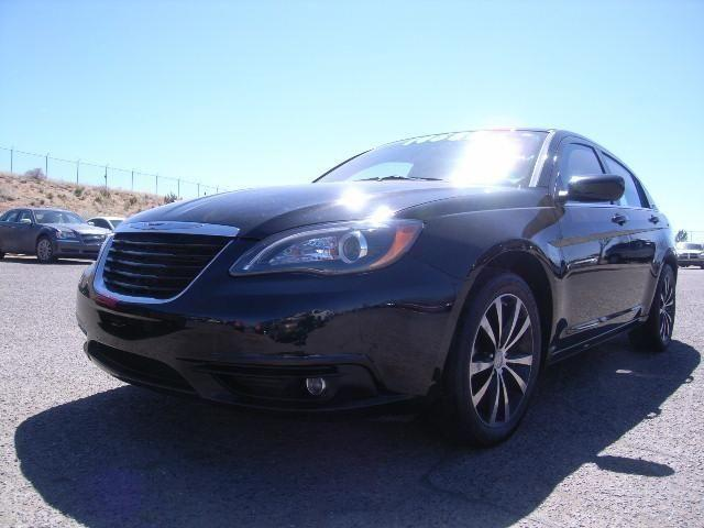 2012 chrysler 200 touring for sale in santa fe new mexico. Black Bedroom Furniture Sets. Home Design Ideas