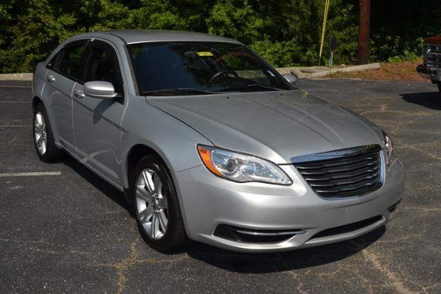 2012 chrysler 200 touring augusta ga for sale in augusta georgia classified. Black Bedroom Furniture Sets. Home Design Ideas