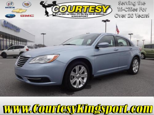 2012 chrysler 200 touring kingsport tn for sale in bloomingdale tennessee classified. Black Bedroom Furniture Sets. Home Design Ideas