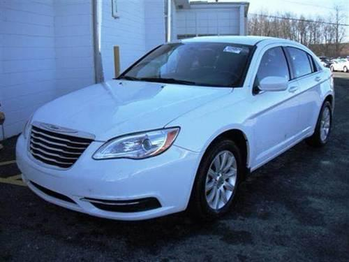 2012 chrysler 200 touring sedan 4d for sale in iselin new jersey classified. Black Bedroom Furniture Sets. Home Design Ideas