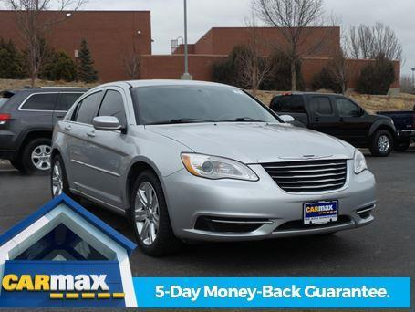 2012 Chrysler 200 Touring Touring 4dr Sedan