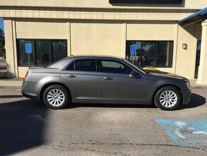 2012 Chrysler 300 Base Base 4dr Sedan