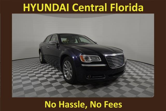 2012 Chrysler 300 Limited Limited 4dr Sedan