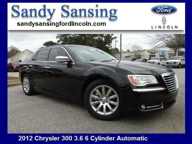 2012 chrysler 300 limited limited 4dr sedan for sale in daphne alabama classified. Black Bedroom Furniture Sets. Home Design Ideas