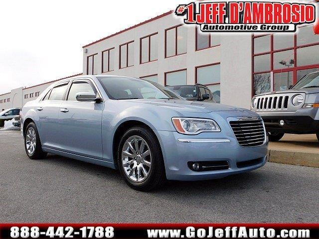 2012 chrysler 300 limited limited 4dr sedan for sale in downingtown. Cars Review. Best American Auto & Cars Review
