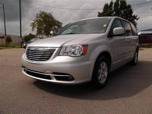 2012 chrysler town country mini van passenger 4dr auto touring for sale in wilson north. Black Bedroom Furniture Sets. Home Design Ideas