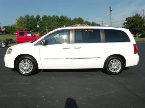 2012 chrysler town country mini van passenger limited for sale in sweetwater tennessee. Black Bedroom Furniture Sets. Home Design Ideas