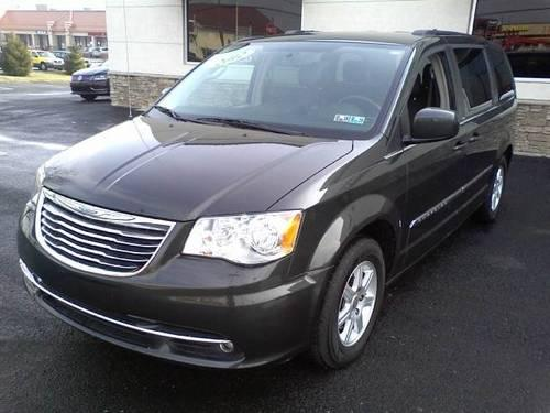 2012 chrysler town country touring minivan 4d for sale in defense depot pennsylvania. Black Bedroom Furniture Sets. Home Design Ideas