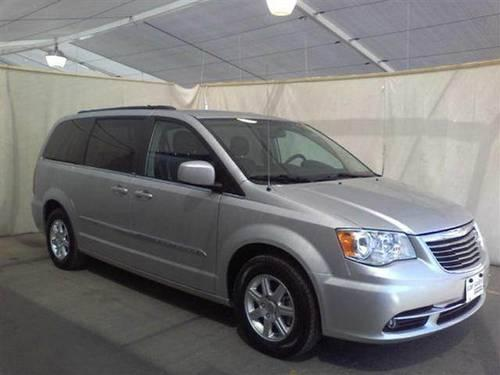 2012 chrysler town country touring minivan 4d for sale in shreveport louisiana classified. Black Bedroom Furniture Sets. Home Design Ideas