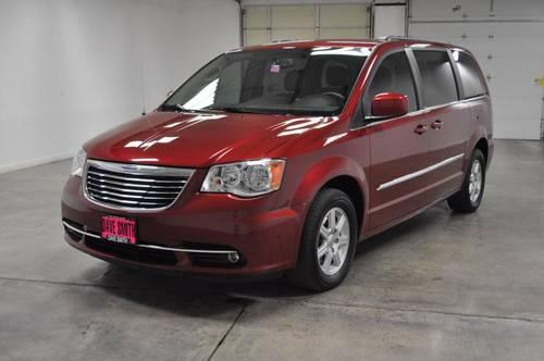 2012 chrysler town country van for sale in kellogg idaho classified. Black Bedroom Furniture Sets. Home Design Ideas