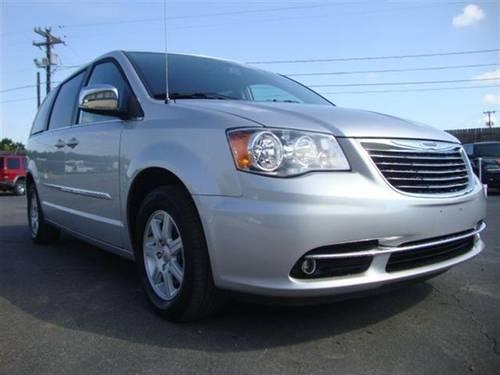 2012 chrysler town country van touring l van for sale in guthrie north carolina classified. Black Bedroom Furniture Sets. Home Design Ideas