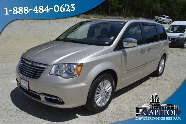 2012 chrysler town and country limited limited 4dr mini van for sale in jefferson city missouri. Black Bedroom Furniture Sets. Home Design Ideas