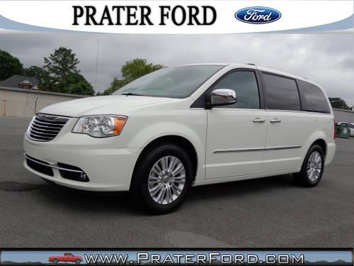 2012 chrysler town and country mini van limited for sale in calhoun georgia classified. Black Bedroom Furniture Sets. Home Design Ideas