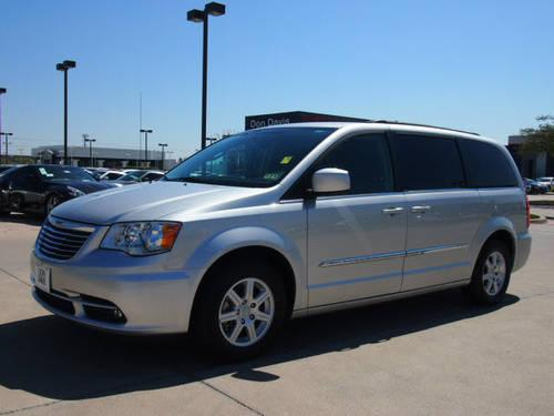 2012 chrysler town and country mini van touring for sale in arlington texas classified. Black Bedroom Furniture Sets. Home Design Ideas