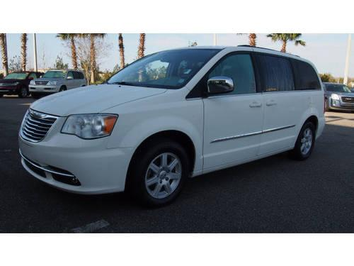 2012 chrysler town and country mini van touring l for sale. Black Bedroom Furniture Sets. Home Design Ideas