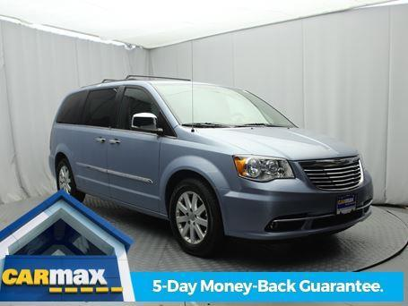 2012 chrysler town and country touring l touring l 4dr mini van for sale in fredericksburg. Black Bedroom Furniture Sets. Home Design Ideas
