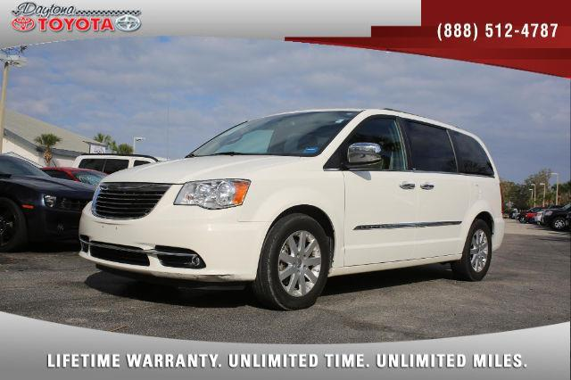2012 chrysler town and country touring l touring l 4dr mini van for sale in daytona beach. Black Bedroom Furniture Sets. Home Design Ideas