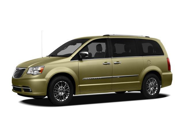 2012 Chrysler Town and Country Touring-L Touring-L 4dr
